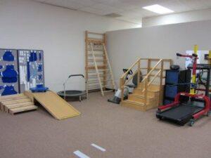 main gym wall ladder