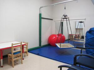 photo of therapy room six