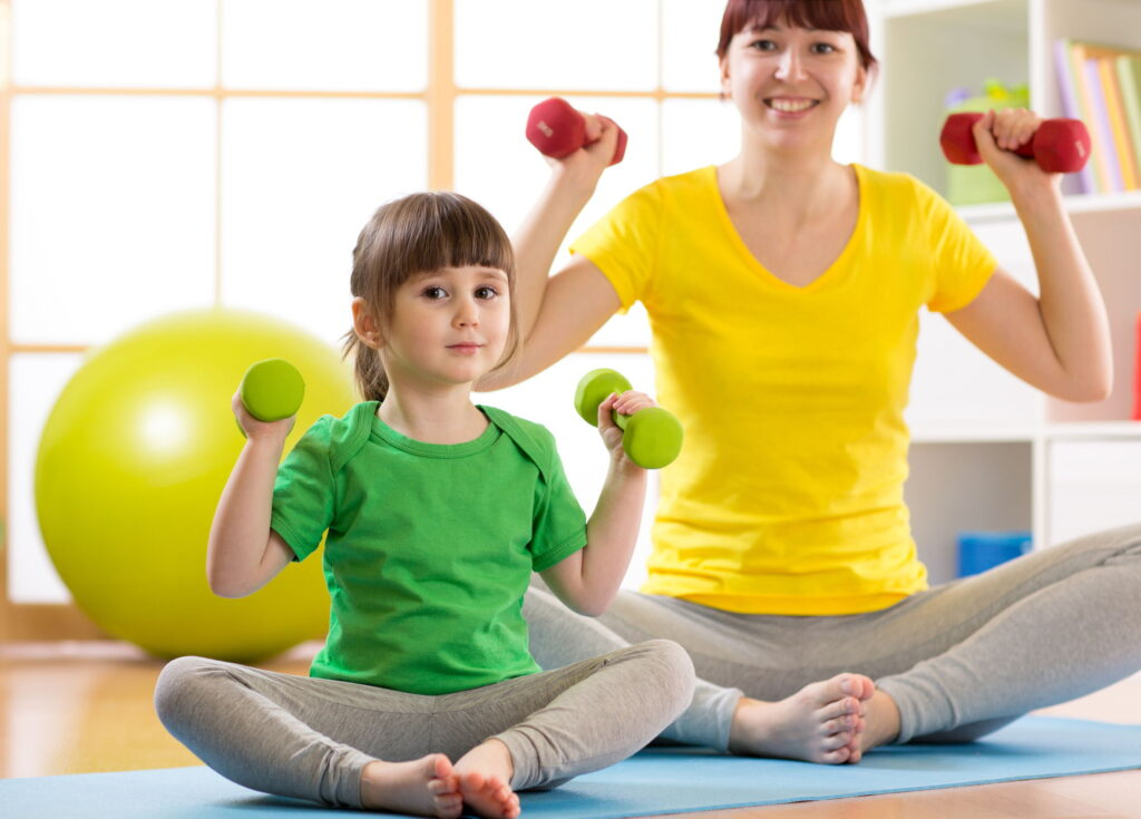 pediatric therapy services that treat the whole child