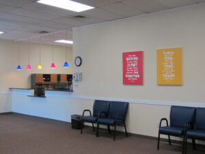 Image of front lobby