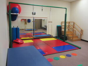 image of physical therapy gym
